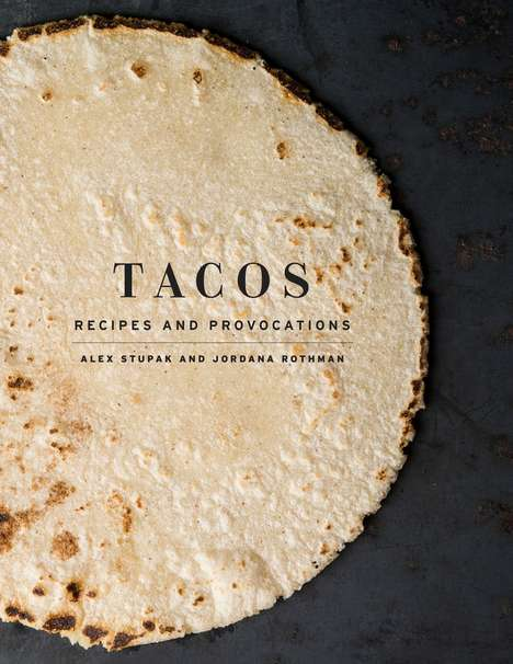 Cheesy Burger Tacos - Chef Alex Stupak Combines Two Popular Cultural Food Fares into One