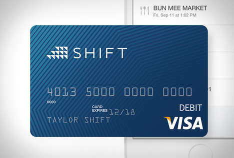 Bitcoin Currency Cards - The Shift Debit Card Allows Users to Use Bitcoin in Interact Transactions