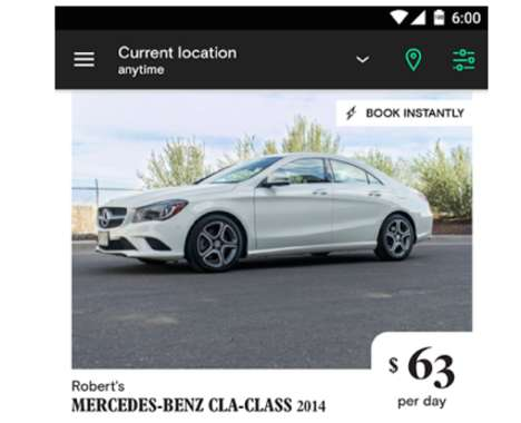 Local Car Rental Apps