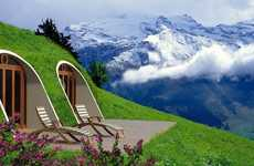 Hobbit-Friendly Homes - This DIY Prefab Home Lets You Live Like a Hobbit
