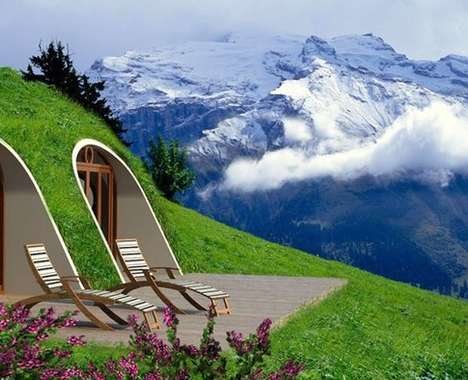 Hobbit-Friendly Homes