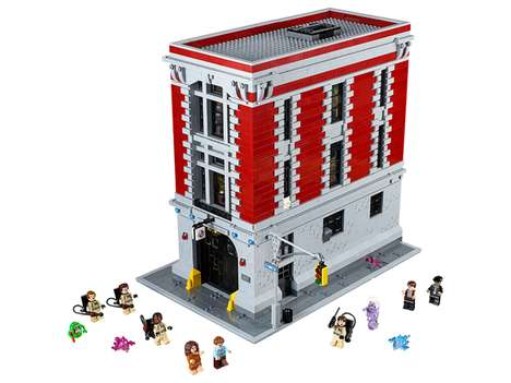 40 Building Block Toys - From Glowing Fashion Toys to Sci-Fi Building Block Sets