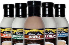 Delicious Diet Coffee Sweeteners - Walden Farms Coffee Creamers are Dairy, Sugar and Calorie-Free