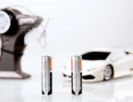 Supercharged Battery Add-Ons - The 'Batteriser' is a Battery Life Extender That's Cost-Effective