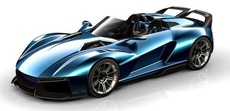 Ultra-Exclusive Supercars - The Rezvani Beast X Will Be Offered In a Limited Run Of Just Five Cars