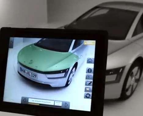 AR Vehicle Design Apps