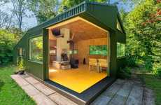 Elegant Off-Grid Shelters