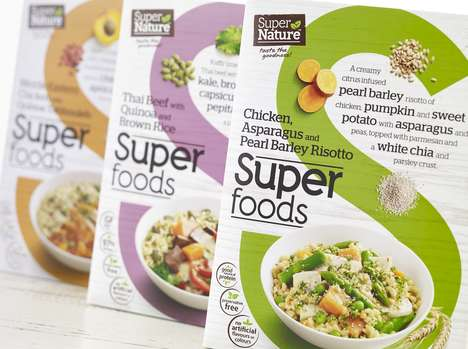 21 Healthy Frozen Meals - From Green Superfood Burgers to Plant-Based Country Roasts