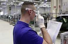 Volkswagen's 3D Smart Glasses Will Keep Plant Workers Safer