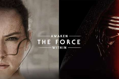 Sci-Fi Website Themes - These Star Wars Google Themes Awaken the Force Within