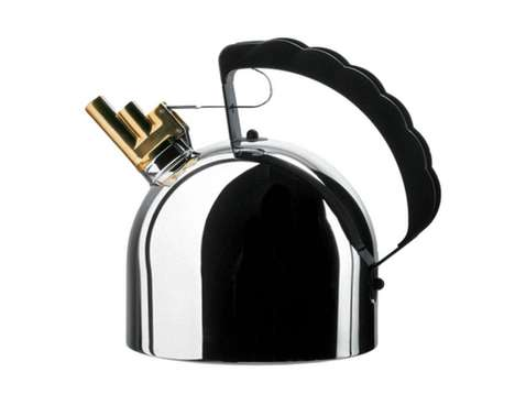 Singing Water Kettles - The 9091 Water Kettle Lets Out a Beautiful Melody When Water is Ready