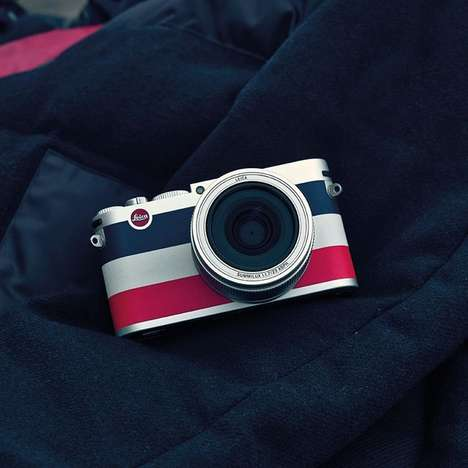 Fashion Label Cameras - The Leica x Typ 113 Moncler Edition is Designed for the Stylish Shutterbug