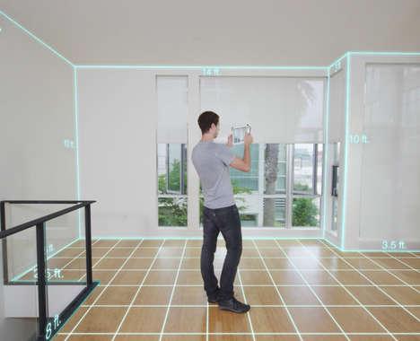 Room-Scanning Tablet Gadgets