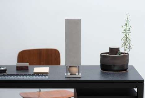 Brutalist Bluetooth Speakers - The Joey Roth 'Steel Speaker' Offers Omnidirectional Sound Technology