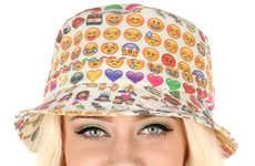 From Emoji Slip-On Platforms to Custom Emoji Charm Bracelets