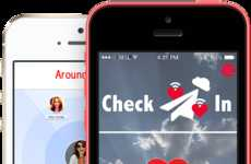In-Flight Dating Apps