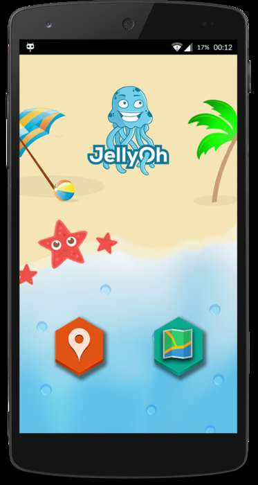 Jellyfish Warning Apps - Geolocation JellyOh Uses Crowdsourced Reports to Prevent Jellyfish Stings