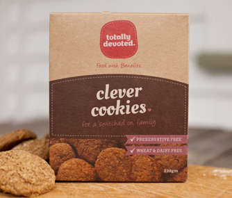Brain-Boosting Cookies - Totally Devoted's Clever Cookies Improve Memory and Circulation