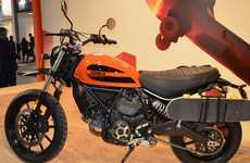 Affordable Scrambler Motorbikes - The Ducati Sixty2 Scrambler Targets the Entry-Level Market