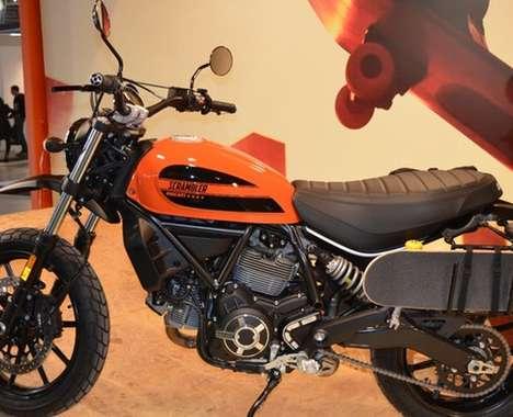 Affordable Scrambler Motorbikes