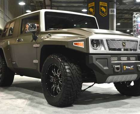 All-Terrain SUVs