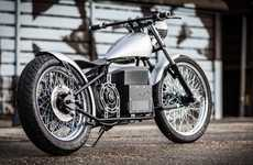 The Sine Cycles Electric Chopper Looks and Rides Like a Dream
