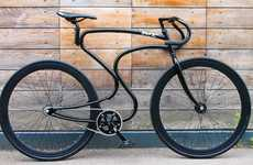 Hip Fixed-Gear Bicycles