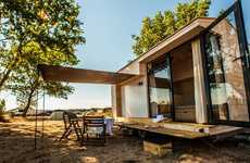 Miniature Mobile Homes - The Koleliba is a Tiny Vacation Home You Can Take With You