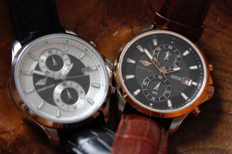 High-End Precision Chronographs - The Revolution 1 Chronograph Exudes Quality and Precision