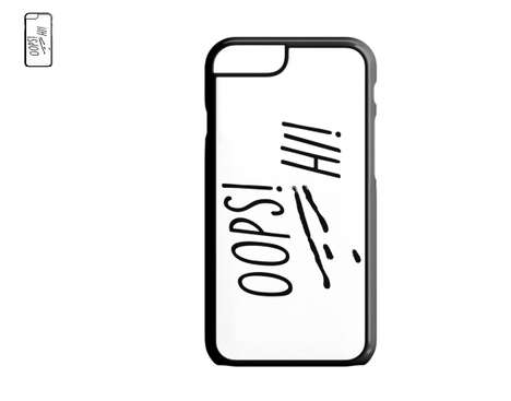 Fandom Phone Covers - This Simplistic One Direction Phone Case Makes a Funny Gift for Directioners