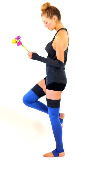Compression Leg Warmers - The Talon Leg Tights Keep the Body Warm While Exercising Outside