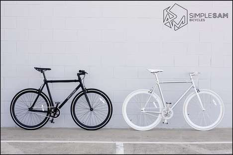 Ethical Bicycle Campaigns - For Every Four Simple SAM Bicycles Sold, One is Given Away