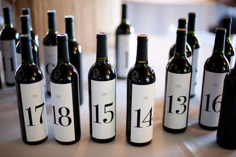 Alcoholic Advent Calendars - This Wine Bottle Craft Makes a Very Merry Countdown to the Holidays
