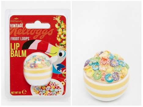 Cereal Lip Products - This Unusual Breakfast-Flavored Lip Balm is For Serious Cereal Lovers