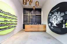 Scientific Skincare Flagships - The First Oliveda Flagship Store Has Opened Its Doors in Berlin