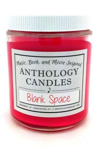 Music-Inspired Candles - This Scented Candle Collection From Anthology Candles is Based on Songs