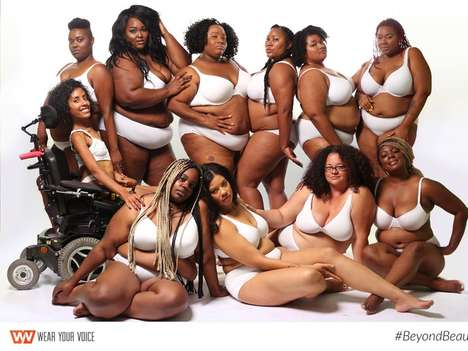 Body Positive Media Campaigns - This Campaign Aims to Challenge Conventional Beauty Standards