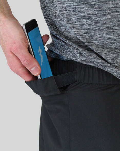 Device-Incorporated Athletic Wear - Falco Sportswear Helps Incorporate Technology into Workouts