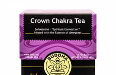 Chakra-Balancing Teas - This Healing Tea Set Targets the Seven Chakras