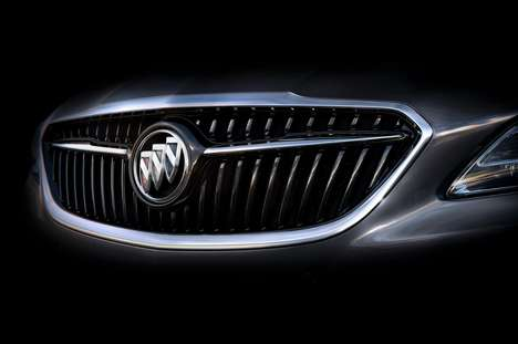 #ExperienceBuick in Los Angeles - The 2017 Buick LaCrosse Marks a New Vision for the Car Brand