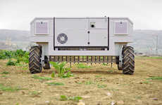 Automated Weeding Machines - This Very Efficient Farm Robot Removes Weeds Without Herbicides