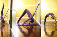 Stick-Shaped Yoga Props - krikstix Releases Tension, Improves Alignment and Deepens Postures