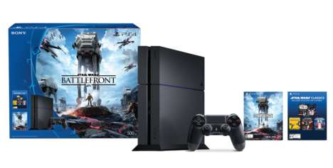 Bundled Gaming Promotions - This Playstation 4 Bundle is Available For a Limited Time Only