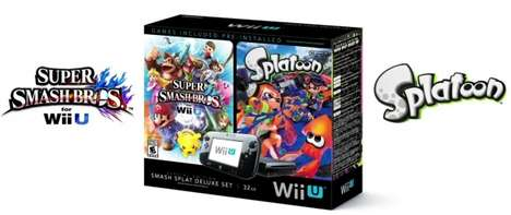 Multi-Game Console Deals - This Nintendo Wii U Bundle Has Been Unveiled Just for the Holidays