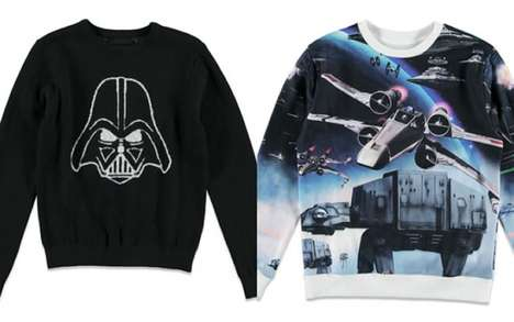 Affordable Sci-Fi Apparel - The Forever 21 Star Wars Collection Offers Discounted Galactic Garments