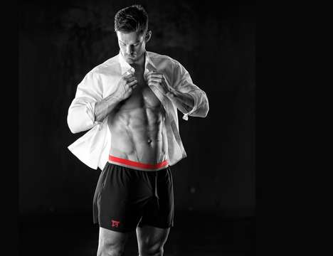 Moisture-Wicking Underwear - Shrine Boxers Active Underwear is Designed for Work, the Gym and More