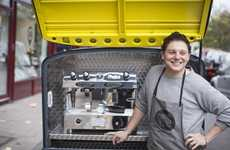 Homeless-Run Coffee Trucks