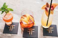 Modern Oriental Speakeasies - 'Foxglove' is a Hidden Whiskey Bar in a Hong Kong Umbrella Shop