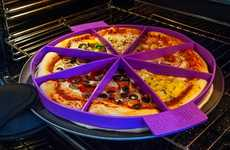 This Cooking Aid Called 'Your Slyce' Divides Pizza Portions for Picky Eaters