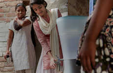 Clean Water Dispensers - The Kohler 'Clarity' Water Filtering System Cleans 40-Liters Every Day